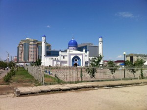 New Church Atyrau Kazakhstan