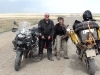 On the road from Atyrau to Aqtobe