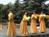 Dancers at The Emperor\'s Burial Mound