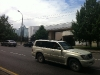 Mad drivers in Almaty